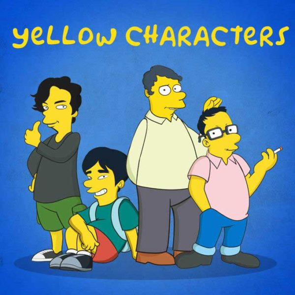 Simpson Character