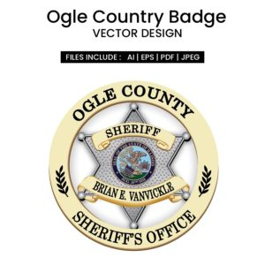 Ogle Country Badge
